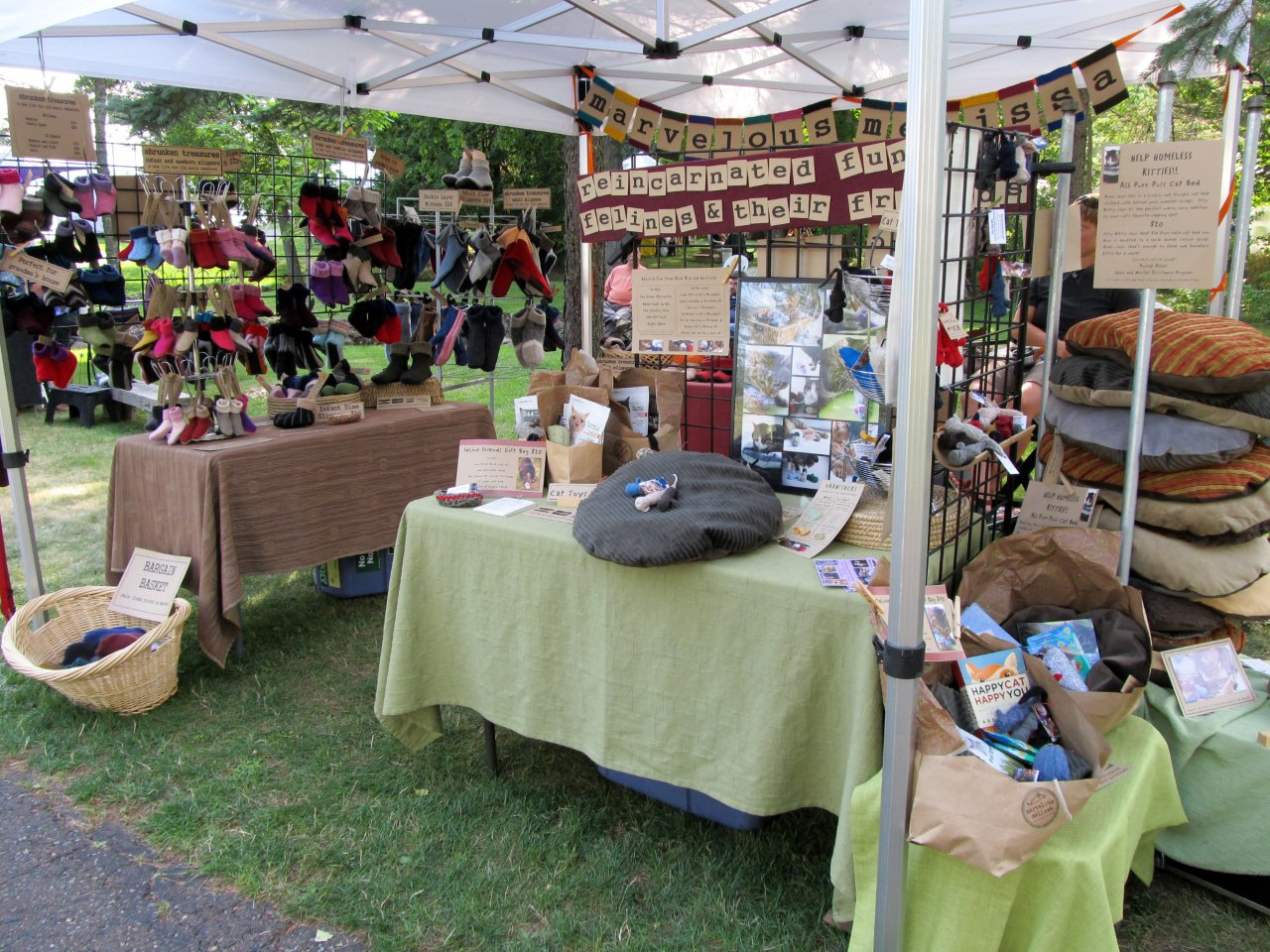 Craft Fair Vendors Need An Ein