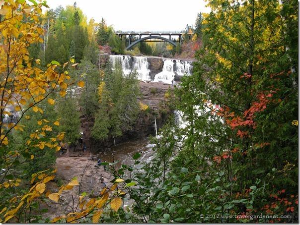 Gooseberry Falls ~ Gooseberry Falls State Park, Minnesota