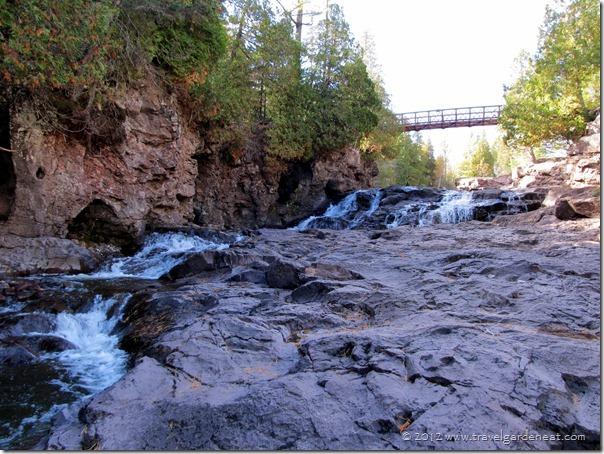 Fifth Falls ~ Gooseberry Falls State Park, Minnesota
