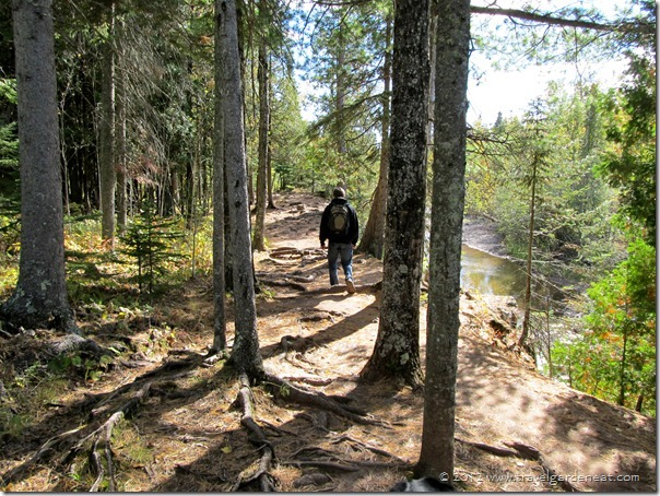Fifth Falls Trail ~ Gooseberry Falls State Park, Minnesota
