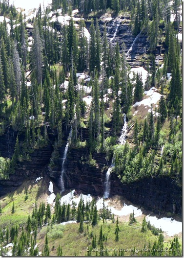 Iceberg Lake Trail ~ Glacier National Park