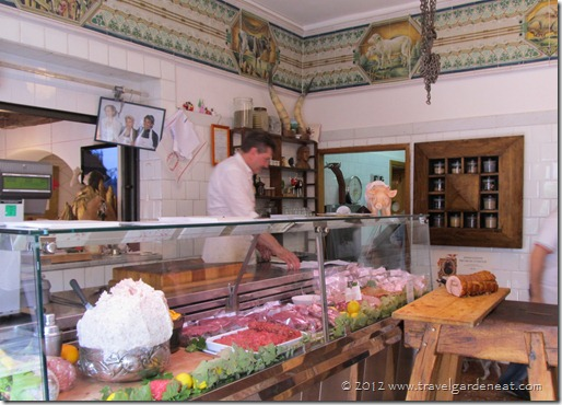 "The ""Butcher of Panzano"" ~ Panzano, Italy"