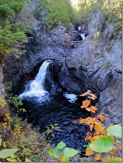 Waterfalls of the Cascade River ~ Cascade River State Park, MN