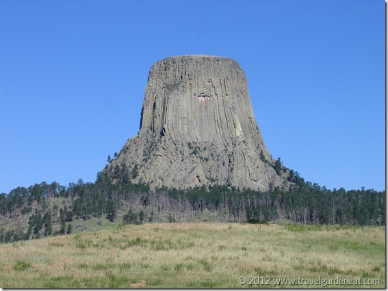 Devils Tower National Monument ~ Wyoming