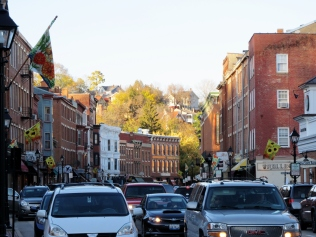 Galena, Illinois - Historic Downtown District