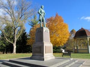 Grant Park in Galena, Illinois