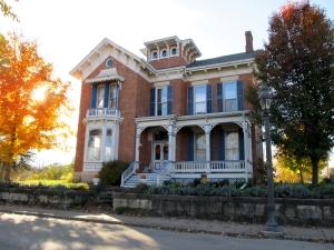 Loveland House ~ Galena, Illinois