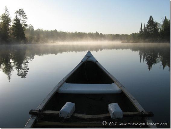 Lake Bay Sunrise ~ Northern Minnesota
