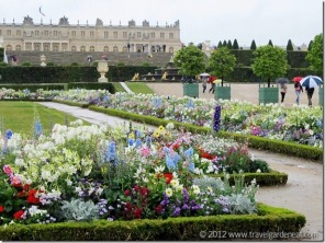Lovely gardens at Versailles