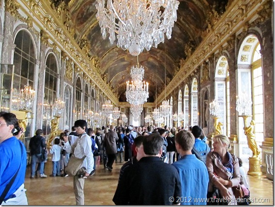 The Hall of Mirrors ~ Palace of Versailles