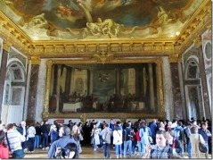Hercules Drawing Room ~ Palace of Versailles