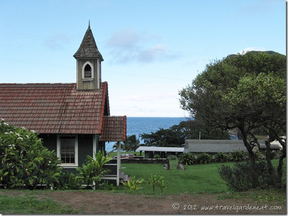 Kahakuloa Hawaiian Congregational Church ~ Maui