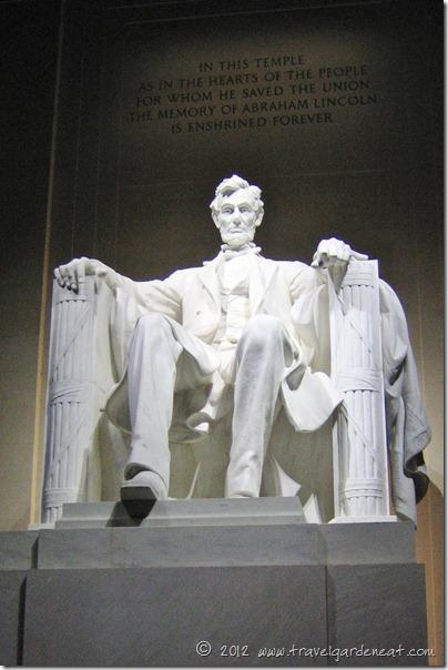 The Lincoln Memorial ~ Washington, D.C.