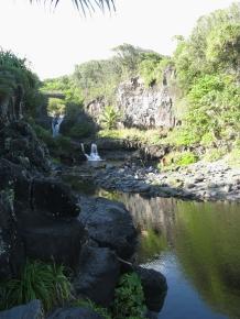 O'heo Gulch Pools (a.k.a. Seven Sacred Pools) ~ Maui