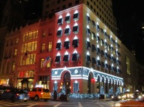 Harry Winston's 5th Avenue store