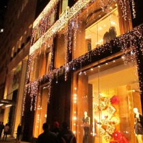 Fendi's 5th Avenue store