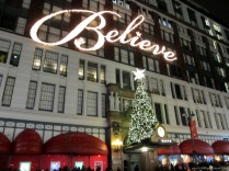 Macy's magical storefront