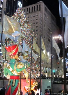 New York City's Rockefeller Center