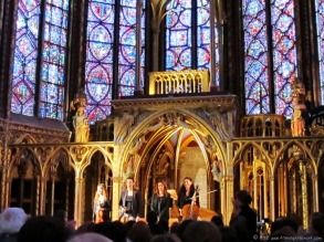 Eiffel Orchestra performers.