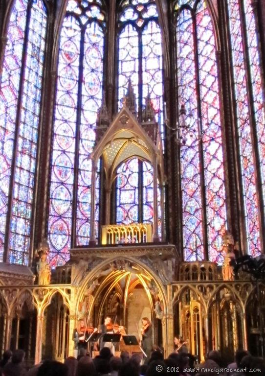 Vivaldi and La Sainte Chapelle: A Transcendental Travel