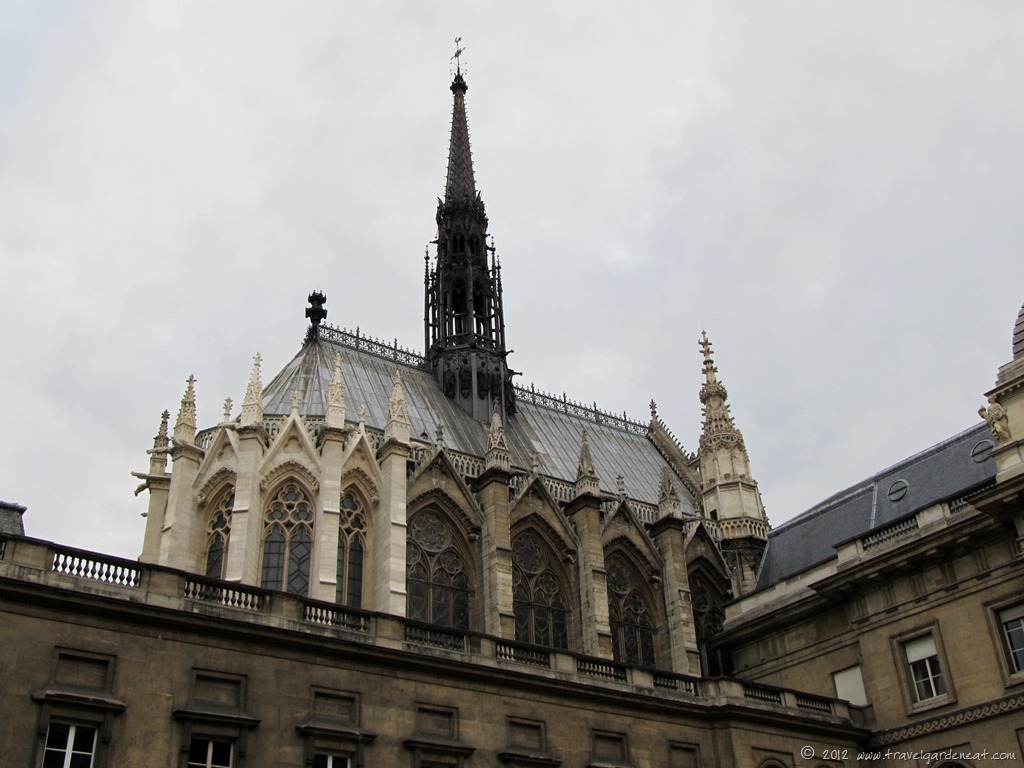 Exterior: Vivaldi And La Sainte-Chapelle: A Transcendental Travel