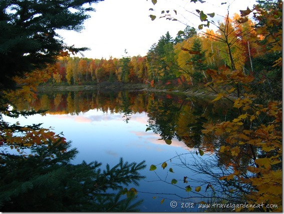 Surprise Lake ~ Northern Minnesota along National Scenic Byway, Highway 38
