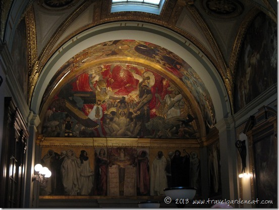 Boston Public Library's Sargent Gallery