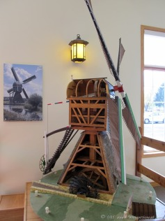 Operational windmill model