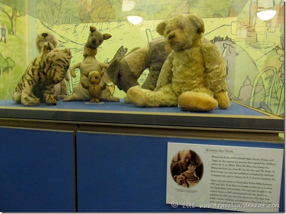 New York Public Library's Winnie-the-Pooh Collection