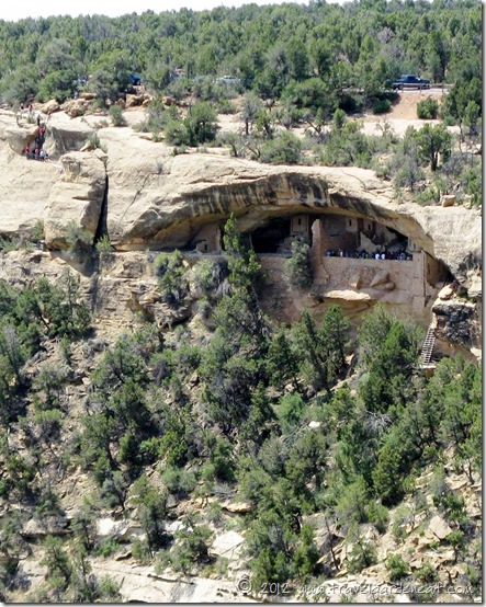 Mesa Verde National Park's Balcony House