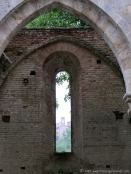 Montesiepi Chapel from San Galgano