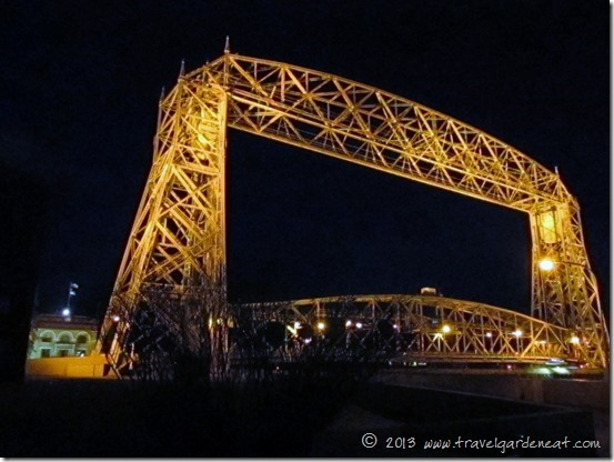 Duluth, Minnesota's Aerial Lift Bridge