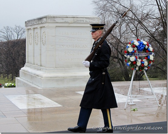 Tomb of the Unknown Soldier ~ Arlington National Cemetery