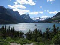 St. Mary Lake ~ Wild Goose Island