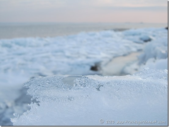 Early Spring on the shores of Lake Superior