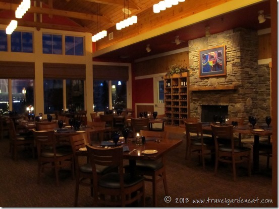 Dining Room at Ledge Rock Grille