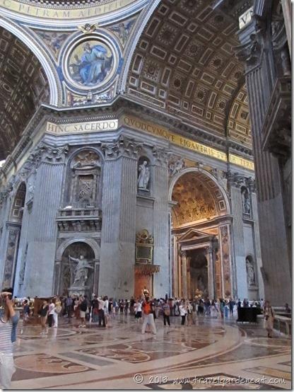 St. Peter's Basilica ~ Vatican City