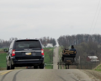 Frequent Holmes County traffic scene