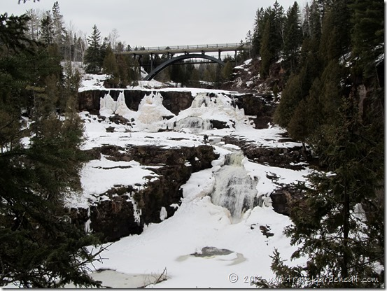 Gooseberry Falls ~ Gooseberry Falls State Park