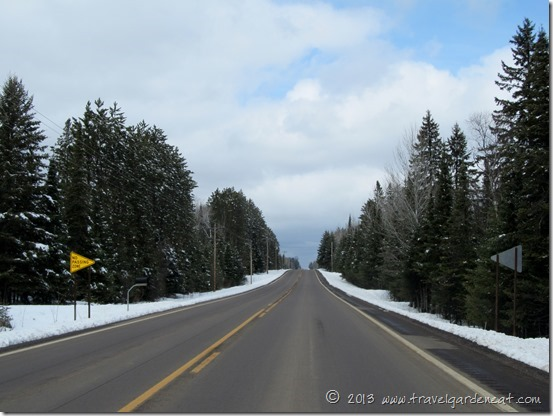 Northern Minnesota's highways