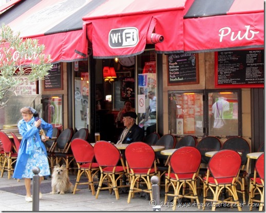 Paris Cafe Culture