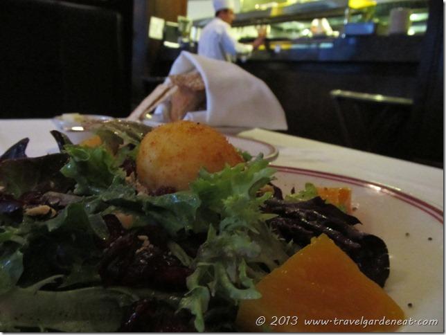 Roasted Beet Salad ~ St. Paul Grill
