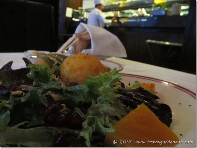Roasted Beet Salad ~ St. Paul Grill