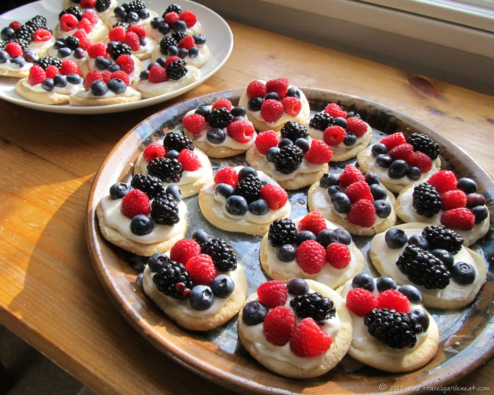 Dessert for Summer Potlucks When You Have No Time to Cook ...