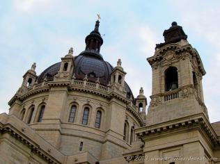 120-foot wide copper dome