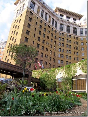 The St. Paul Hotel ~ St. Paul, Minnesota