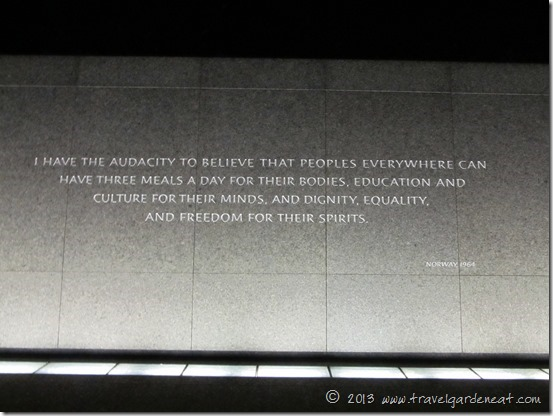 Audacity to believe peoples everywhere deserve equality