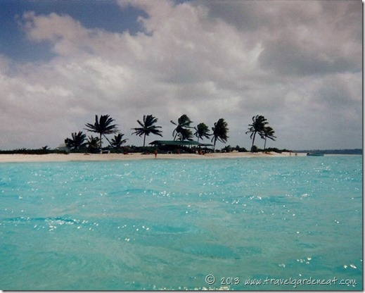 Sandy Island, off of Anguilla