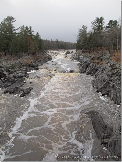 St. Louis River in Jay Cooke State Park