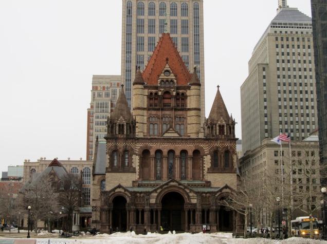 Historical Trinity Church